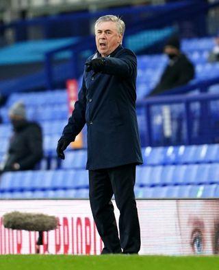 Everton v Manchester City – Emirates FA Cup – Quarter Final – Goodison Park