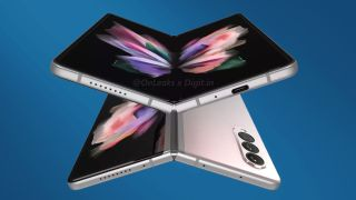 Samsung Galaxy Z Fold 3 rumors upgrades