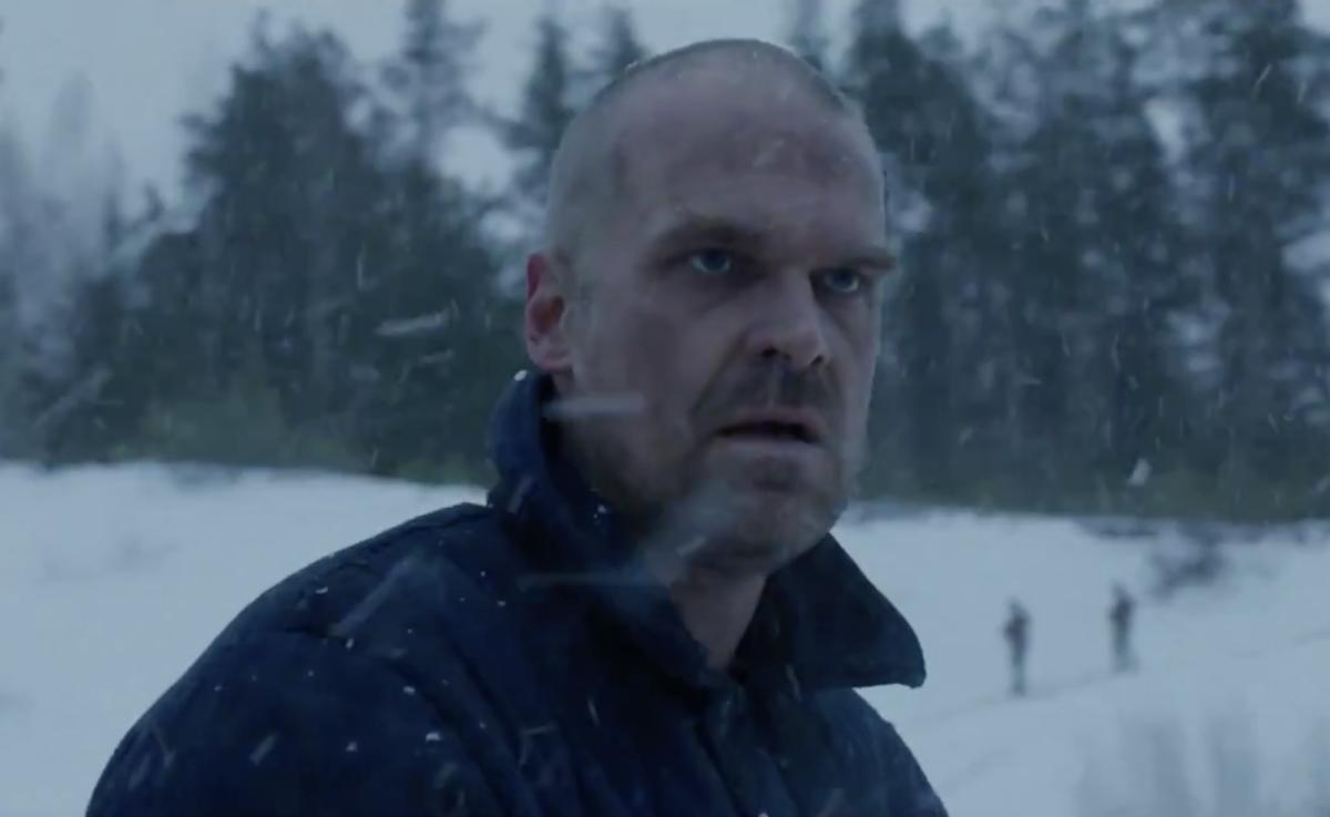 First Stranger Things season 4 trailer confirms Hopper is ...