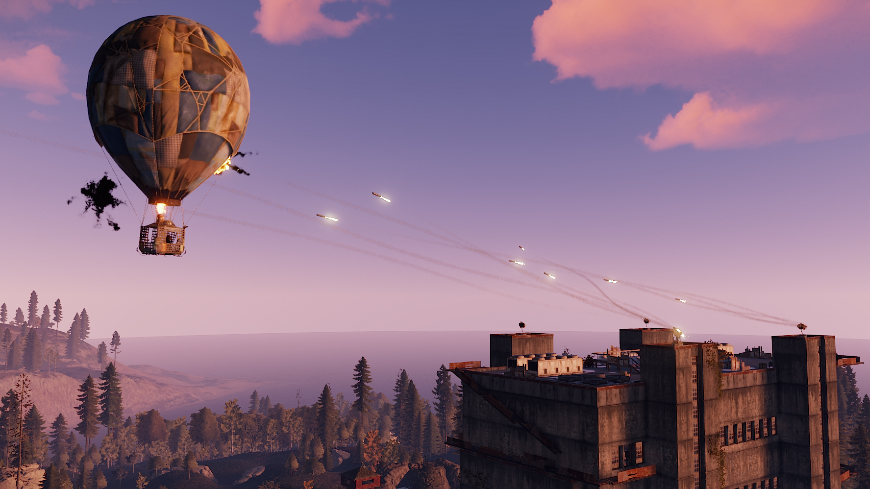 Rust Now Has Hot Air Balloons And