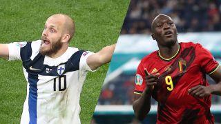 live stream Finland vs Belgium at Euro 2020