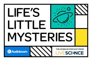 "Check out our new ""Life's Little Mysteries"" podcast."