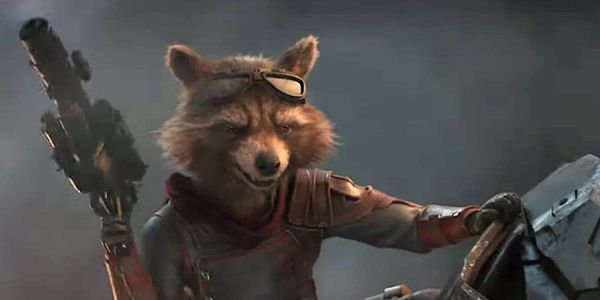Rocket in Avengers: Endgame