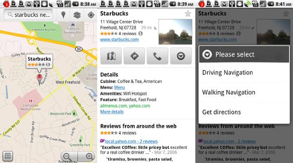 how to use google maps navigation on android tom 39 s guide