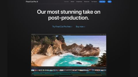 Final Cut Pro 10.5 review