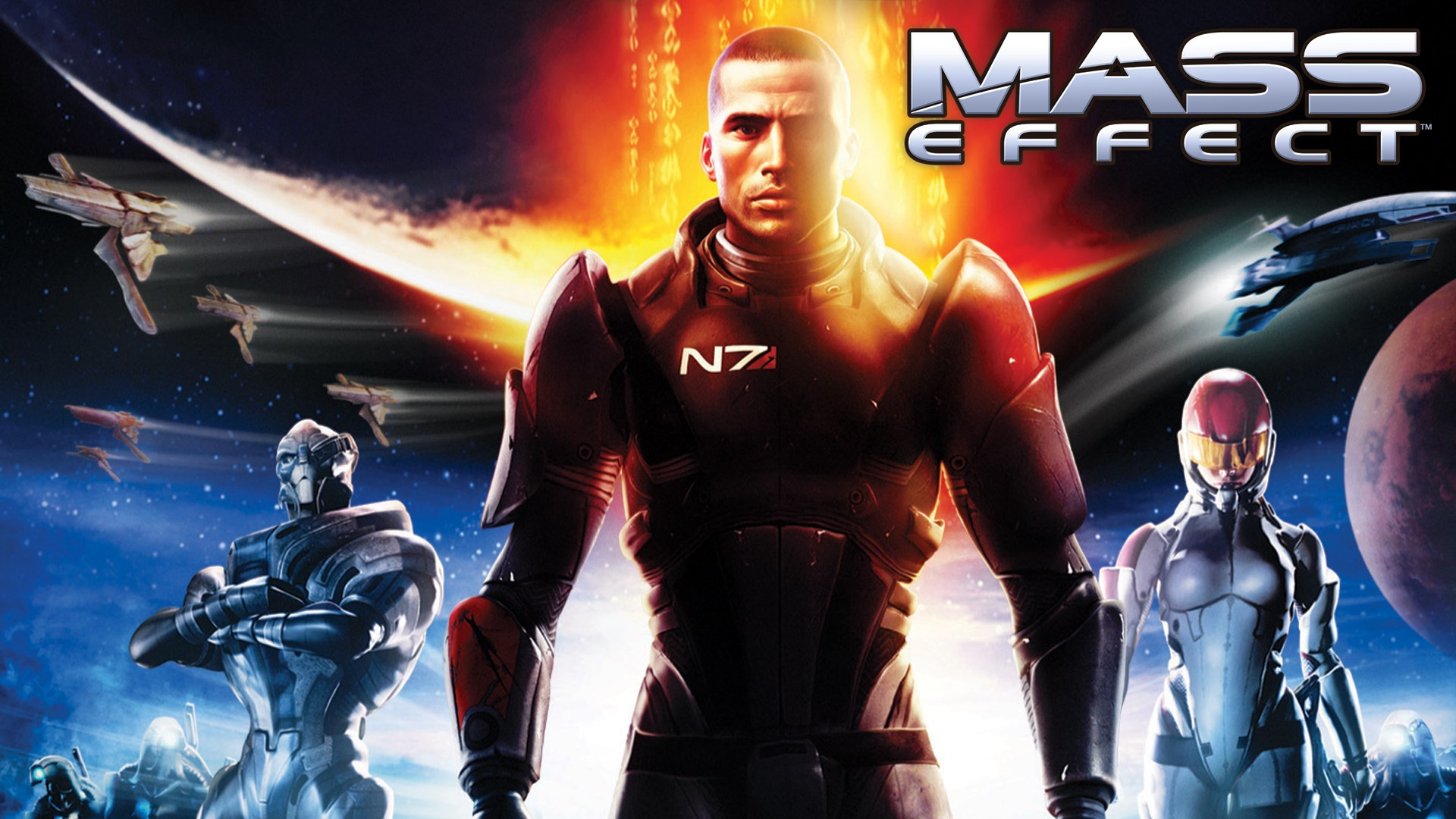 Mass Effect on Xbox Game Pass Ultimate