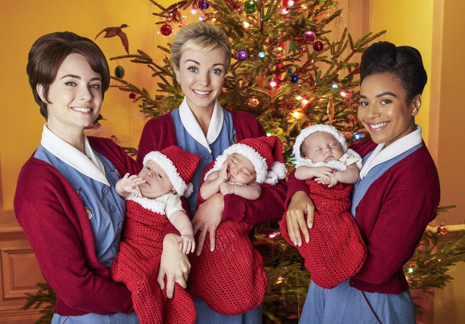 Christmas TV Guide - Call the Midwife