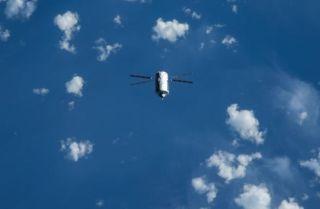ATV-5 in flyunder