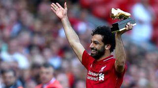 Mo Salah Golden Boot