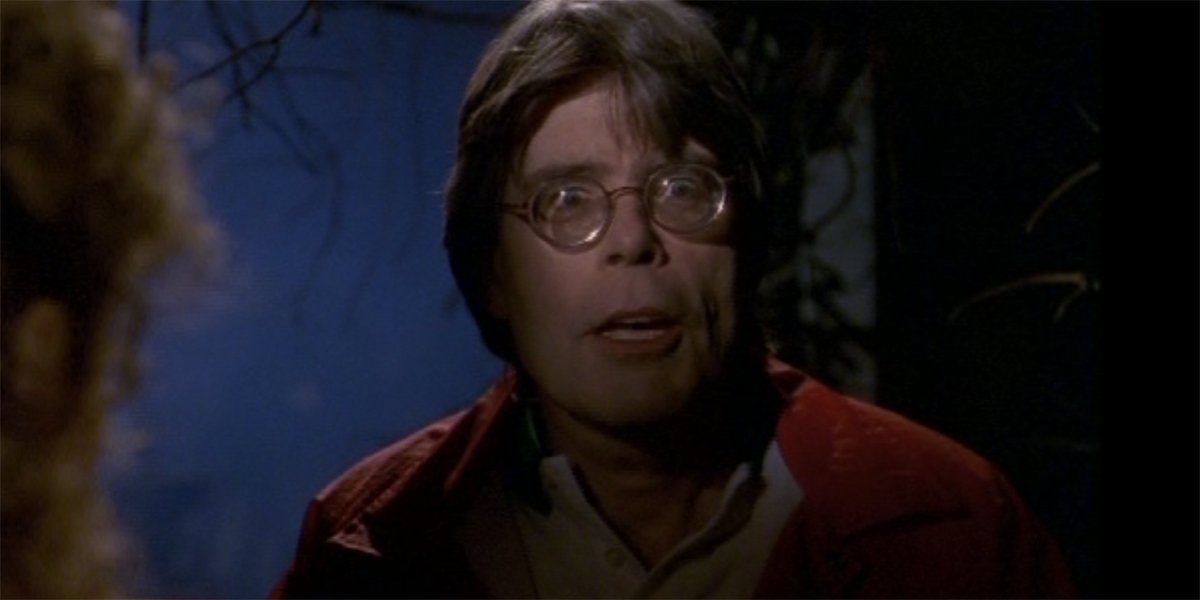 Rose Red – Pizza Delivery Guy Stephen King Cameo
