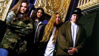 a press shot of kyuss