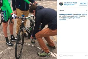 Watch: this is how the UCI checks for motors in bikes