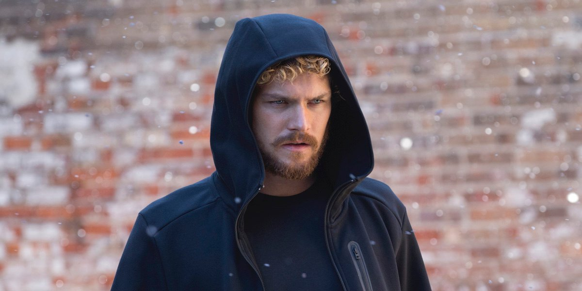 iron fist in a hoodie season 2