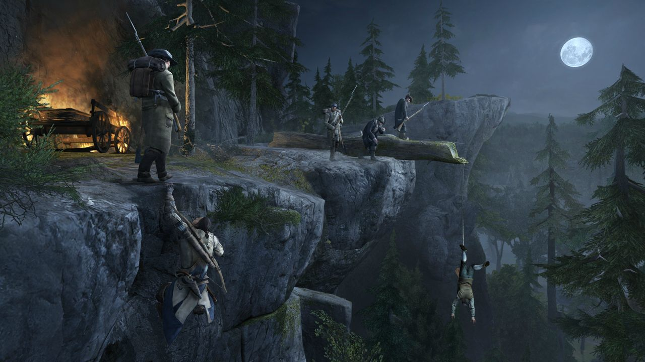 Assassin's Creed 3 Screenshots Travel Across The Colonies #24035