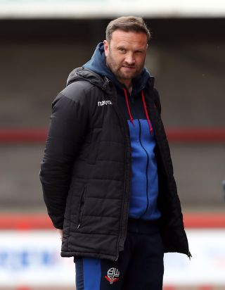 Crawley Town v Bolton Wanderers – Sky Bet League Two – The People's Pension Stadium