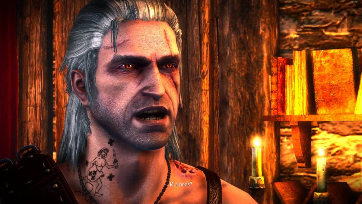 Close call: The first Witcher game almost didn't star Geralt