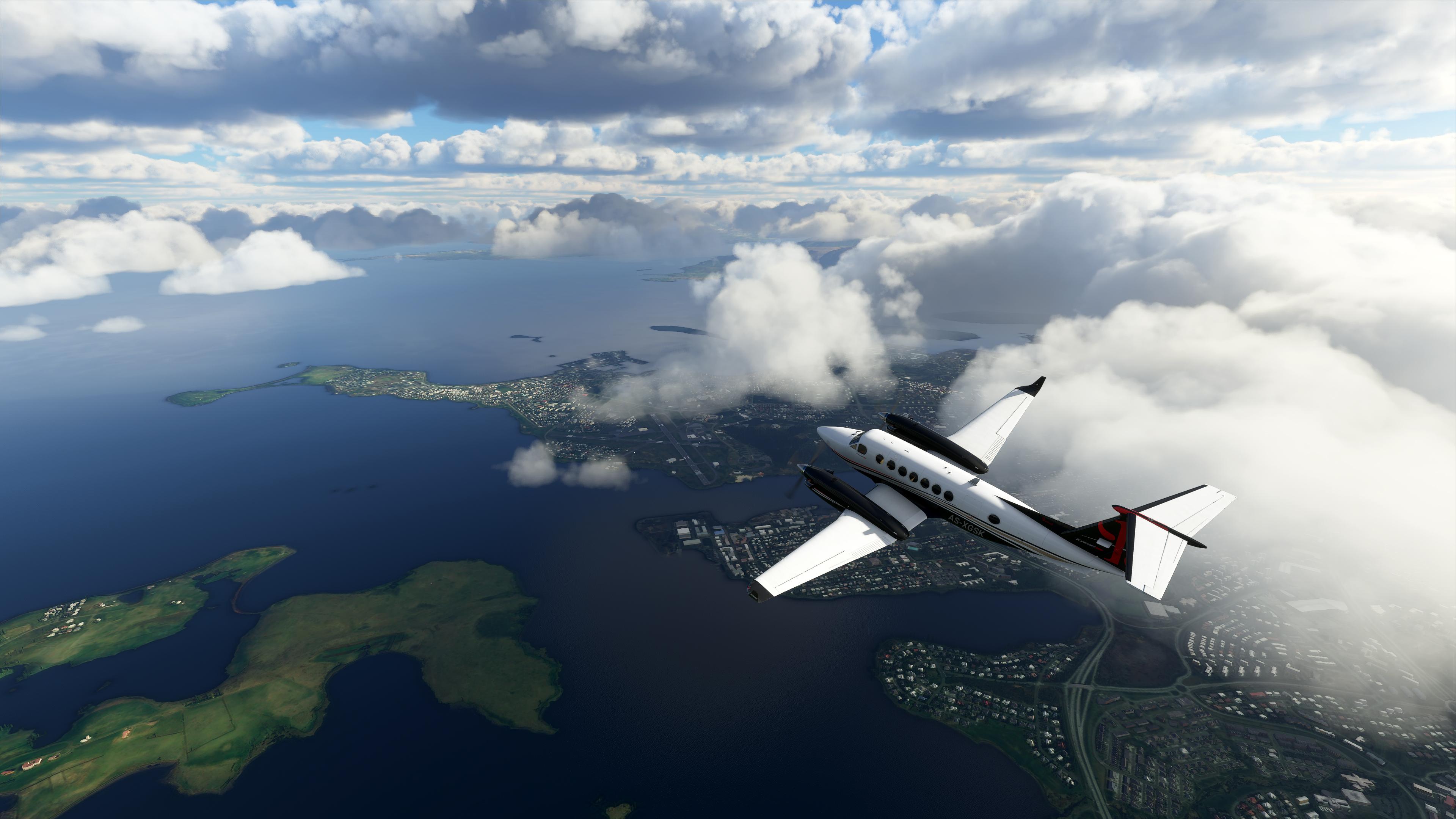 Microsoft Flight Simulator's big UK update releases next week