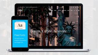 Mobile and laptop displaying Wordpress themes