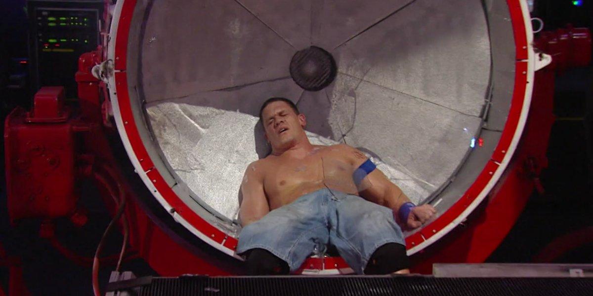 John Cena at Backlash 2009