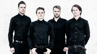 A promotional picture of Leprous