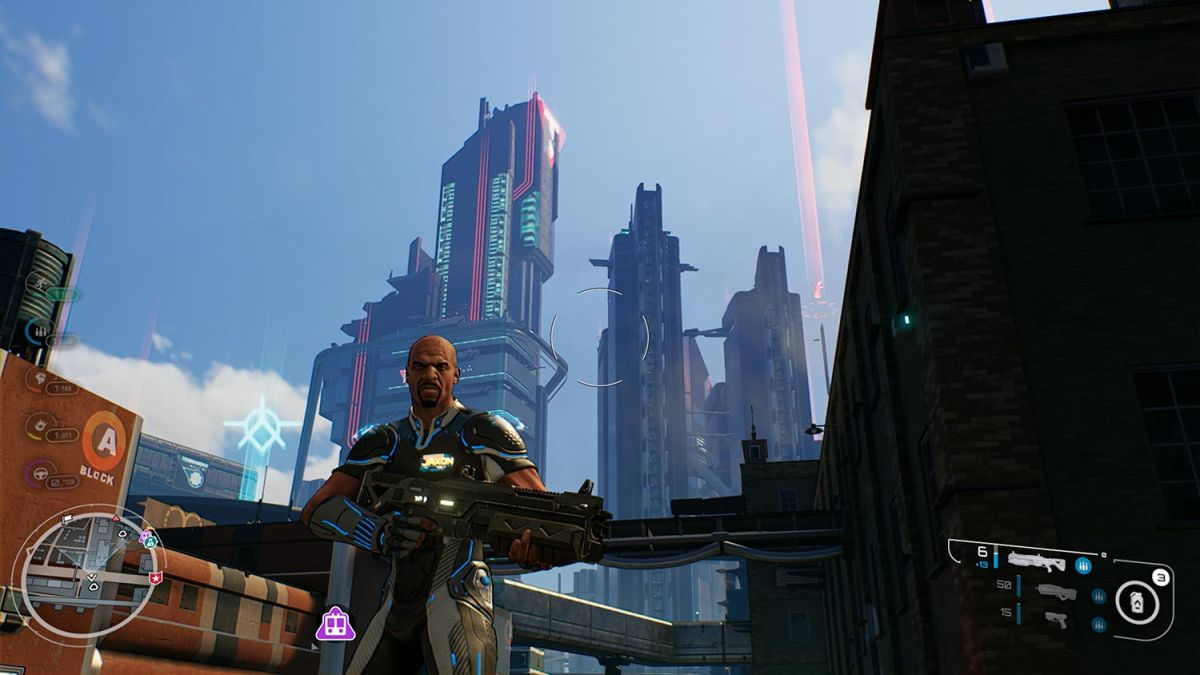 Crackdown 3 Review: A Fun, Open-World Romp That's Stuck in 2007