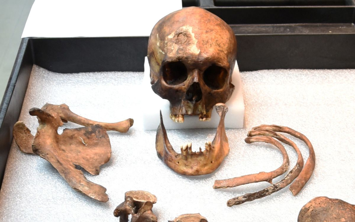 Mysterious Connecticut 'Vampire' Finally Identified 200 Years After Burial