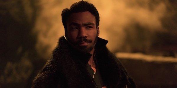 Lando in Solo
