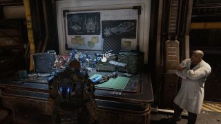 Gears 5 components: Where to find all of the Jack upgrades and component locations in Gears 5