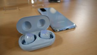 New Samsung Galaxy Buds+ boast excellent earbud battery life