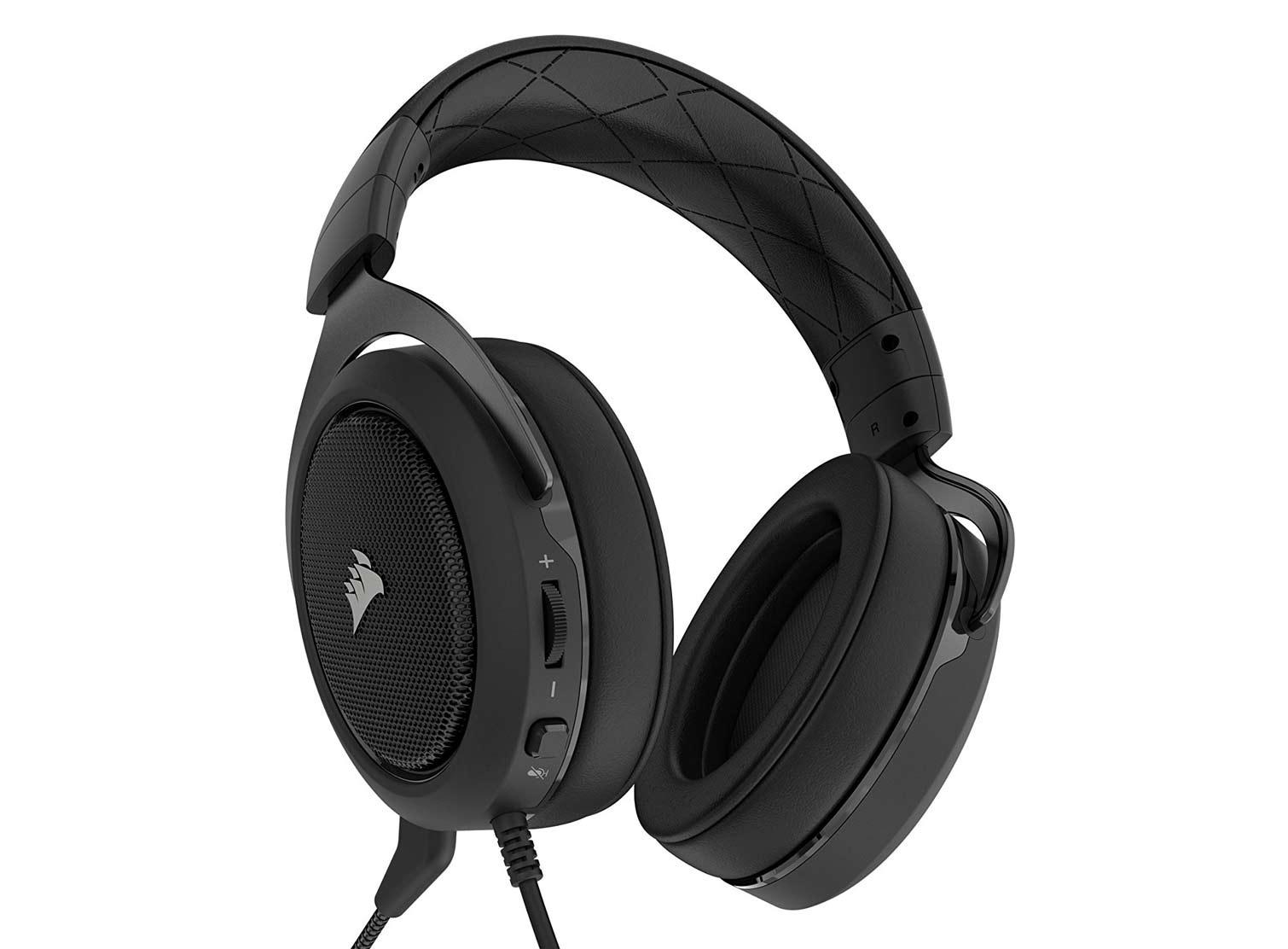 Análisis de los auriculares estéreo para juegos Corsair HS50