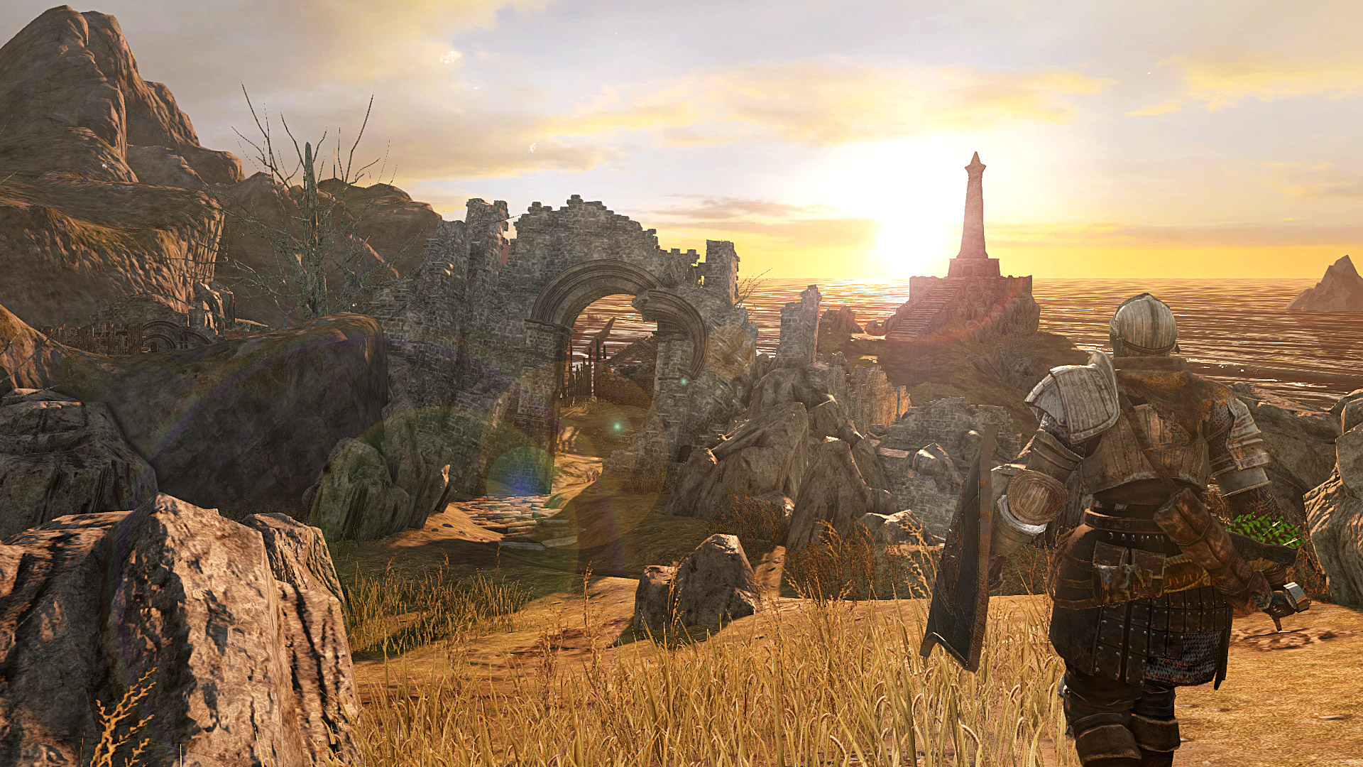 Dark Souls 2: Scholar of the First Sin Coming To Xbox One And PS4 #32252