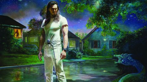 Cover art for Andrew WK - You're Not Alone album