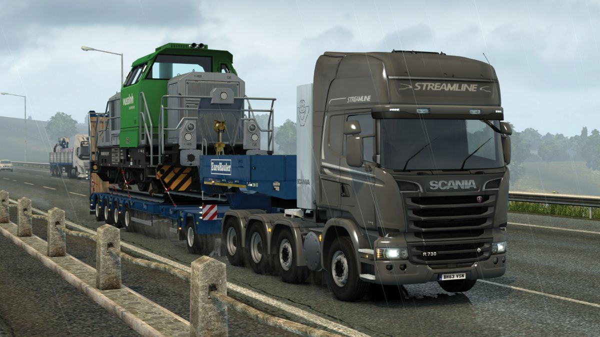 how euro truck simulator 2 became an unlikely cult hit on. Black Bedroom Furniture Sets. Home Design Ideas