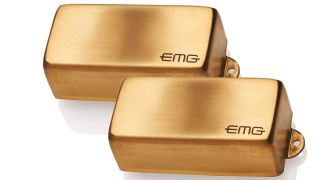 EMG Les Claypool 'Pachyderm Gold' P Bass Pickup