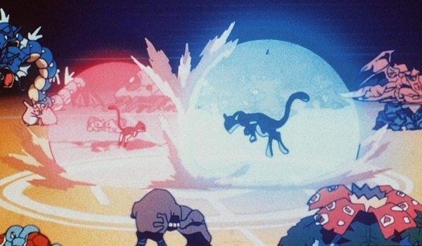 Pokemon: The First Movie Mew Mewtwo