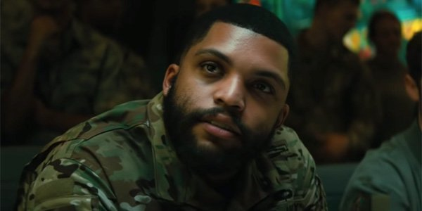 O'Shea Jackson, Jr. is just waiting to become a machine as Cyborg