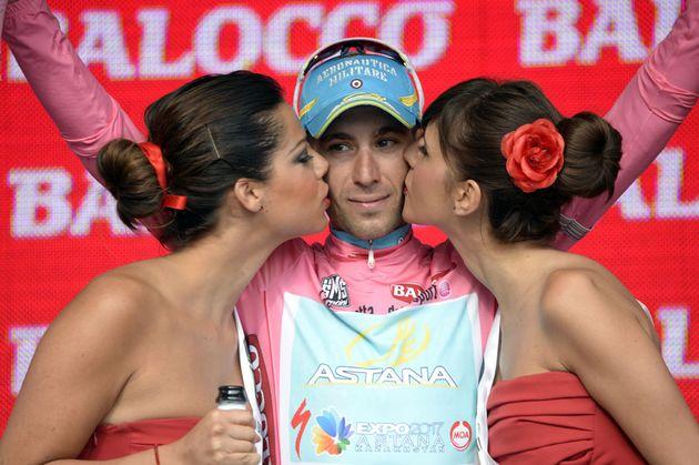 Vincenzo Nibali, Giro d'Italia 2013, stage 17