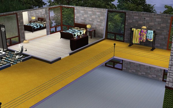 Sims 3 High End Loft Stuff Pack Impressions Daisy Gets A Makeover Cinemablend