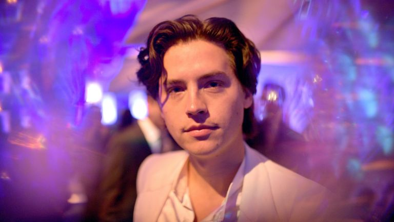 BEVERLY HILLS, CALIFORNIA - FEBRUARY 09: Cole Sprouse attends the 2020 Vanity Fair Oscar Party hosted by Radhika Jones at Wallis Annenberg Center for the Performing Arts on February 09, 2020 in Beverly Hills, California. (Photo by Matt Winkelmeyer/VF20/WireImage)