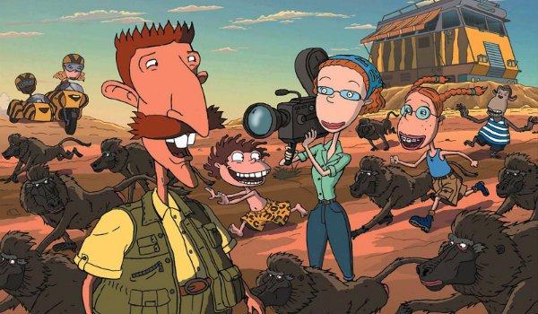 The Wild Thornberrys Nickelodeon