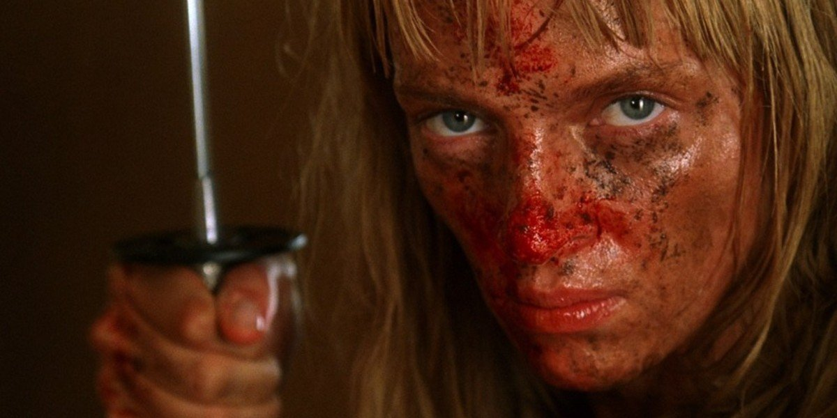 Uma Thurman - Kill Bill