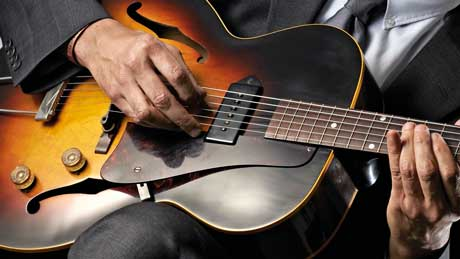 30-day guitar challenge, day 1: Learn to play 3 simple blues turnarounds