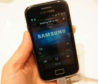 Hands on: Samsung Galaxy Ace Plus review: Hands on ...