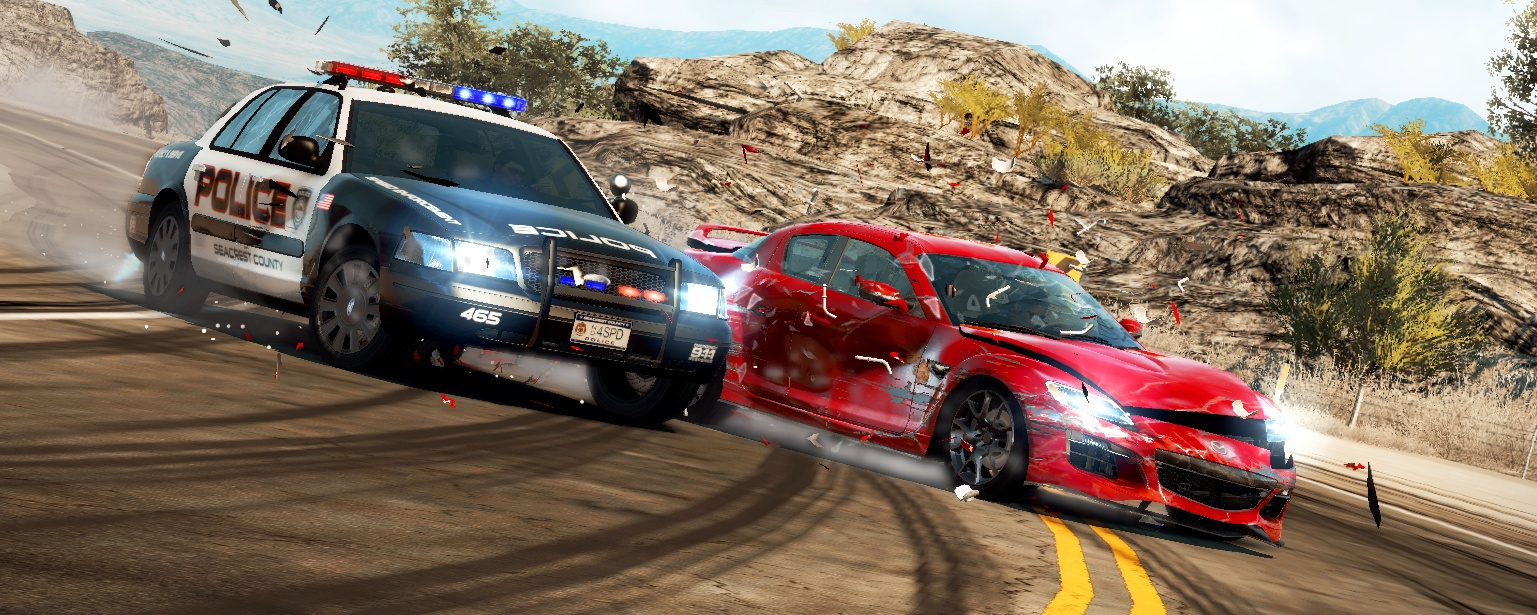 Need For Speed Hot Pursuit Review Pc Gamer