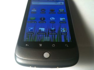Nexus One - not breaking the mould