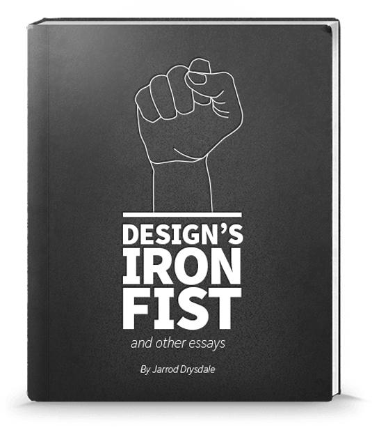 Free ebooks for designers: Design's Iron Fist