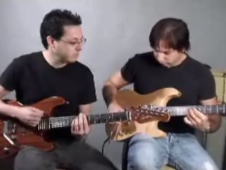 Godin s sneak peak video of the Passion RG 3 in action