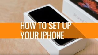 How to set up a new iPhone
