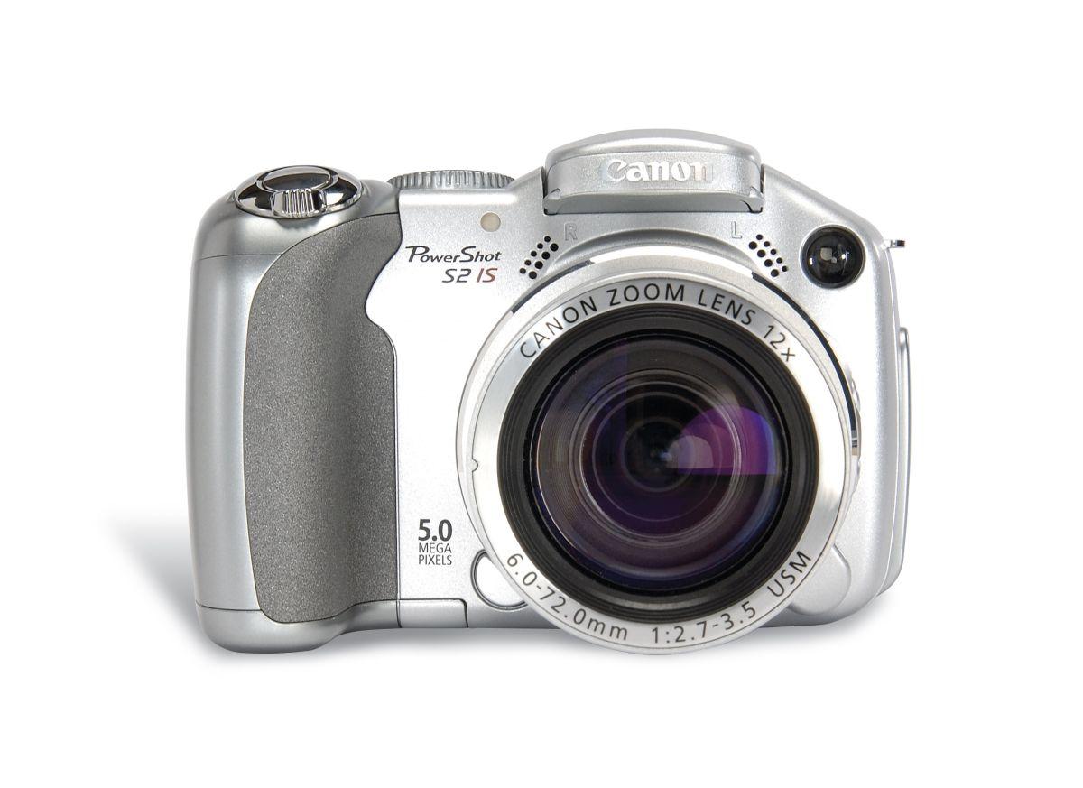 Canon Powershot S2 Is Review Techradar