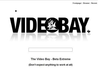 Video Bay - coming soon, me hearties